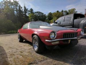 1970 camaro SS clone