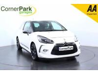 2014 CITROEN DS3 BLUEHDI DSPORT PLUS HATCHBACK DIESEL