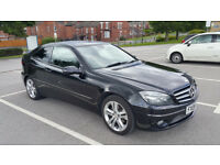 Mercedes CLC 220 CDI Panorama with 12 Months MOT