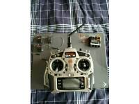 Spektrum DX7s Transmitter & 3 Receivers