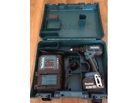 Makita dph459 brushless motor hammer drill driver