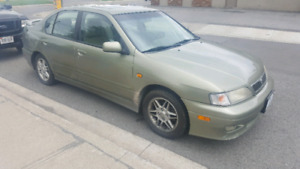 2000 Infinity g20t AS IS