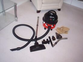 henry hoover 6 months old taken in part ex , ex condition full tools +turbo tool