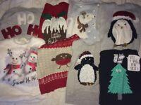 Girls Christmas Bundle Aged 2-3 years