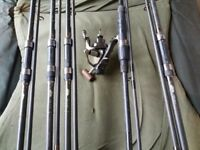 CARP FISHING TACKLE QUICK SALE NEEDED