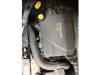Renault 1.2 TCE (turbo) engine & gearbox