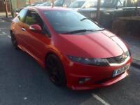2011 Honda Civic 1.4s - swaps ?