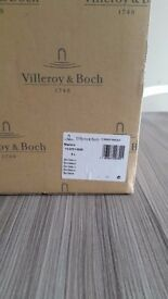 BRAND NEW Boxed Villeroy and Boch Maxima Bordeaux Glasses x6