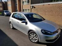 VW GOLF 2012, 1 Prev Lady Owner, Excellent Condition inside and out