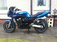 Yamaha fzs 600