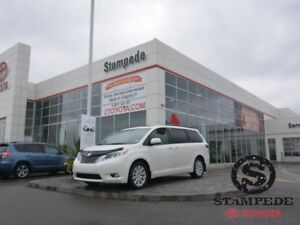 2017 Toyota Sienna 5DR LIMITED AWD  - Certified - Low Mileage