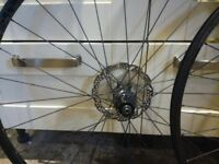 Dt swiss wheels. Used but in good condition.