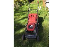 Mountfield Petrol Mower and grass box