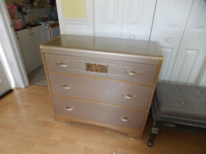 Waterfall chest/dresser