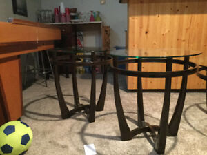 Coffee/ end tables