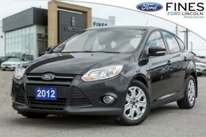 2012 Ford Focus SE - HATCH, 2 SETS OF TIRES, HEATED SEATS