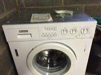 Lamona standard size integral washing machine.