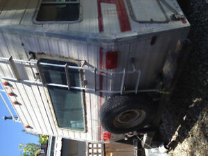 TRADE/SWAP PROJECT RV 17FT FOR MOTORCYCLE