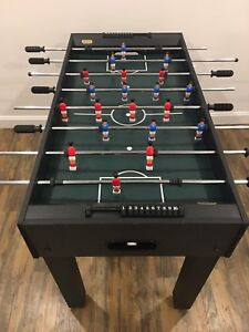 Table babyfoot soccer sur table Cooper