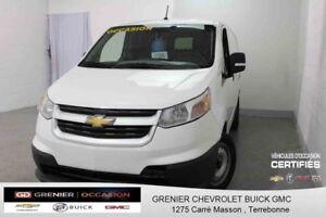2015 Chevrolet CITY EXPRESS LT *RADAR DE RECUL*