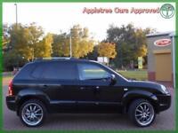 2008 (08) Hyundai Tucson 2.0CRTD Xenith 4WD