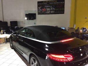 Auto Tinting Full Car Lifetime Warranty $149