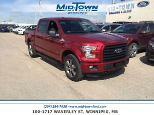2015 Ford F-150 SuperCrew XLT Sport