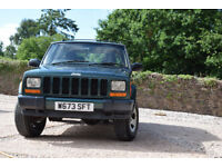 Jeep Cherokee XJ 2.5l Manual Great Condition 4x4 OPEN TO OFFERS