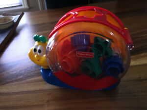 Escargot Fisher Price