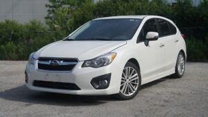 2013 Subaru Impreza 2.0i w/Limited Pkg,Low KMs,AWD,Navi,Rear Cam