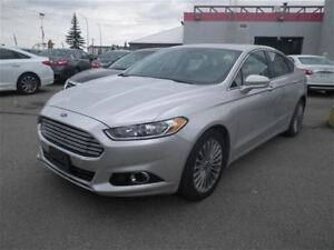 2016 Ford Fusion Titanium | NAV | Sunroof | TOP OF THE Line