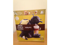 Nescafe Dolce Gusto Krups Coffee Machine Cream colour