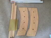 Junior bed extension kit for Stokke cot 2002+ (1st series model)