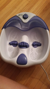Foot spa rarely used very clean