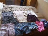 Girls clothes bundle aged 6-7 years
