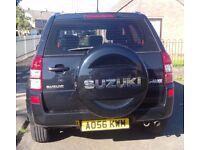 Suzuki Vitara low mileage, service history, mot til feb 18 no advisories. Petrol automatic