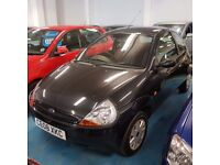 FORD KA STYLE, 1.3L, COMES WITH A NEW MOT, CE08 XKC