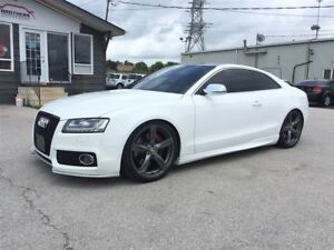 2010 Audi S5|NO ACCIDENTS|6SPEED|NAVI|BACKUPCAM|BLINDSPOT