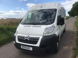 2014 14 CITROEN RELAY 35 L3H2 ENTERPRISE HDI DIESEL