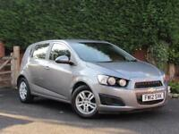 2012 Chevrolet Aveo 1.3 VCDI ECO LT, DIESEL, 5 DOOR, GREY