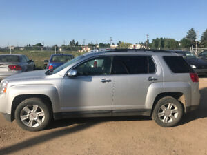 2013 GMC Terrain SLT SUV, Crossover. Moving, need gone