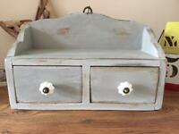 Shabby chic drawer unit Annie Sloan