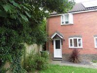 A 2 Bedroom Semi-Detached House set along a quiet cul de sac close to Attleborough Town Centre