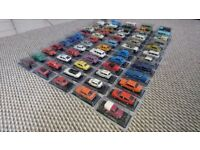 Cars models colletion of Eastern European 80s