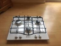 BRAND NEW NEVER USED Hotpoint Gas Hob