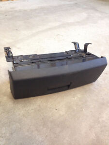 Audi A4 2000-2006 under seat storage compartment, driver side
