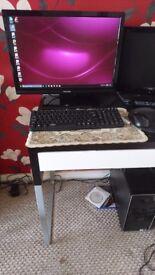 Dell 570 complete desktop setup
