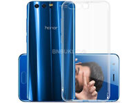 Case and Glass Screen protector for Huawei Honor 9