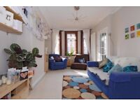 Two Double Bedroom Cottage With Private Rear Garden on Okeburn Road, SW17, £1550 Per Month