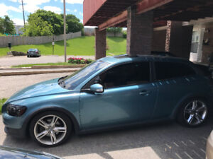 2007 Volvo C30 T5 Coupe (2 door)